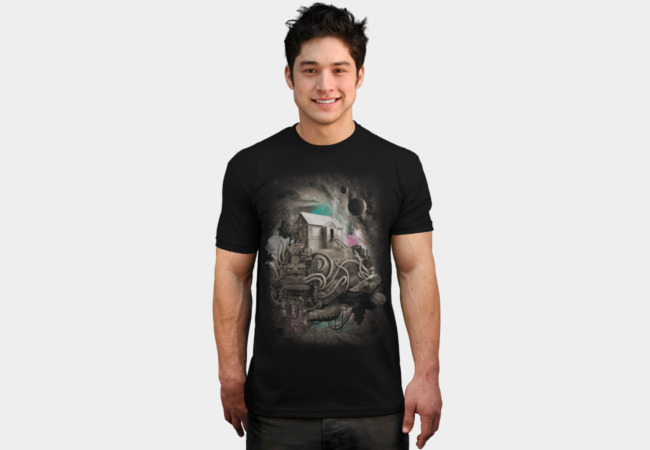Warpbeast T-Shirt - Design By Humans