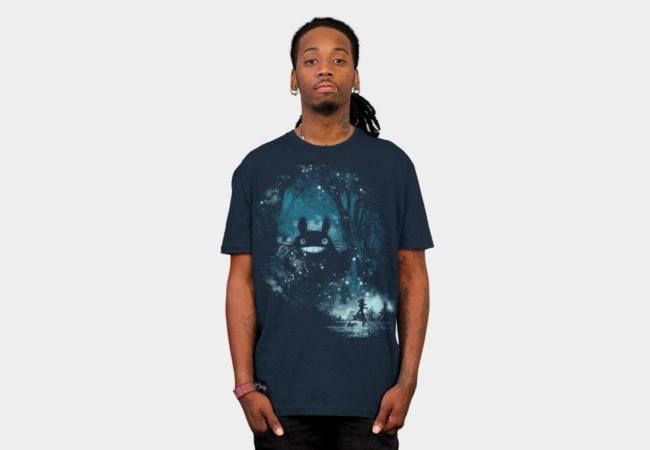 the big friend T-Shirt - Design By Humans