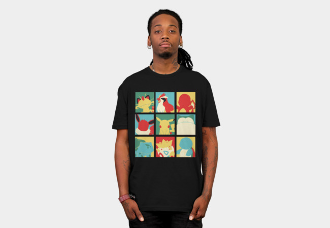 Poke Pop T-Shirt - Design By Humans