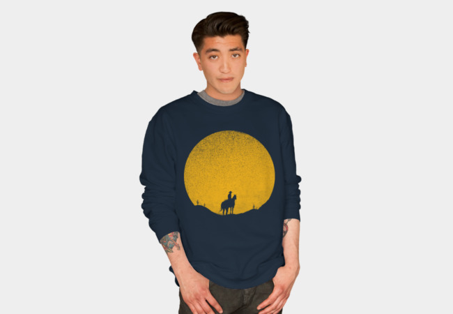 Rising Sunset Sweatshirt - Design By Humans