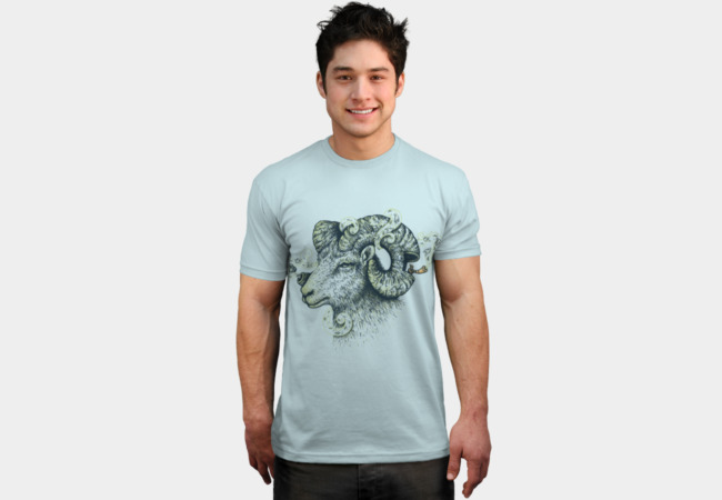 Big Horn Invocation T-Shirt - Design By Humans