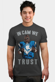 In Cam We Trust - Home Jersey