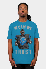 In Cam We Trust - Black Jersey