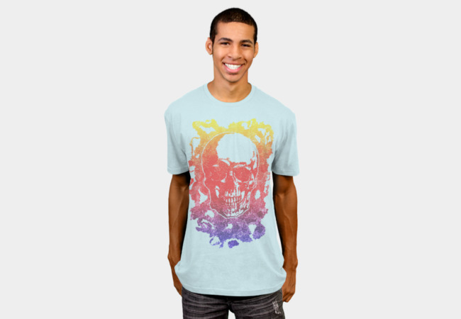 skull horizon T-Shirt - Design By Humans