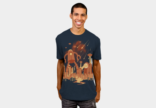 Armageddon T-Shirt - Design By Humans