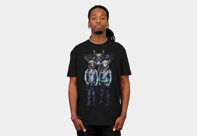 THE 3 ASTROGES T-Shirt - Design By Humans