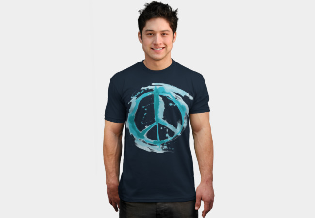PEACE, U MFers T-Shirt - Design By Humans