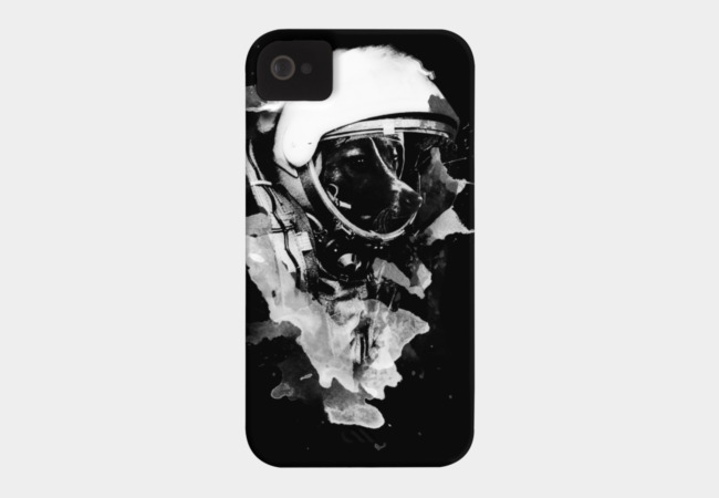 Space Dog Phone Case - Design By Humans