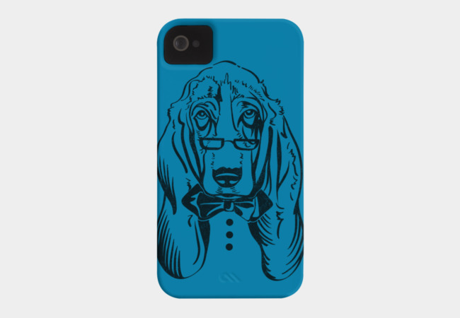 Hound Dog Phone Case - Design By Humans