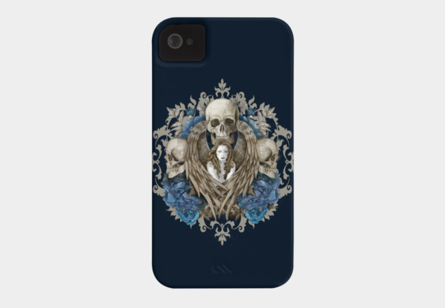 Angelus Phone Case - Design By Humans