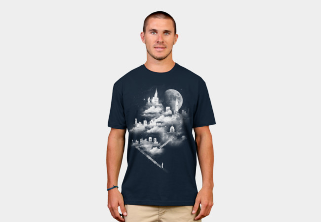 Stairway to Heaven T-Shirt - Design By Humans