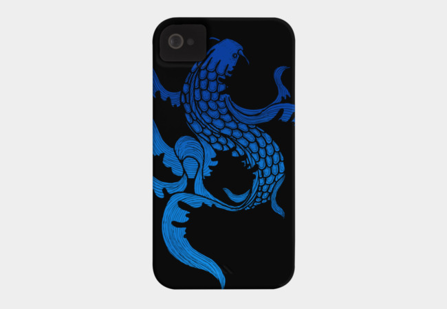 catfish blues Phone Case - Design By Humans