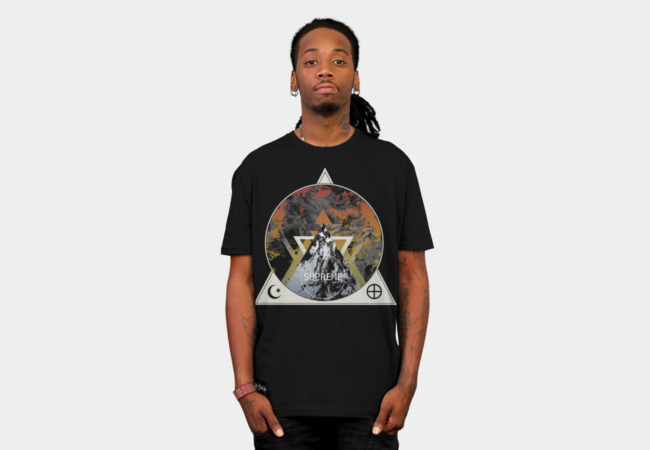 Supreme being T-Shirt - Design By Humans