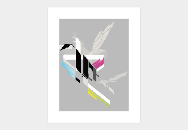 Syntax Art Print - Design By Humans