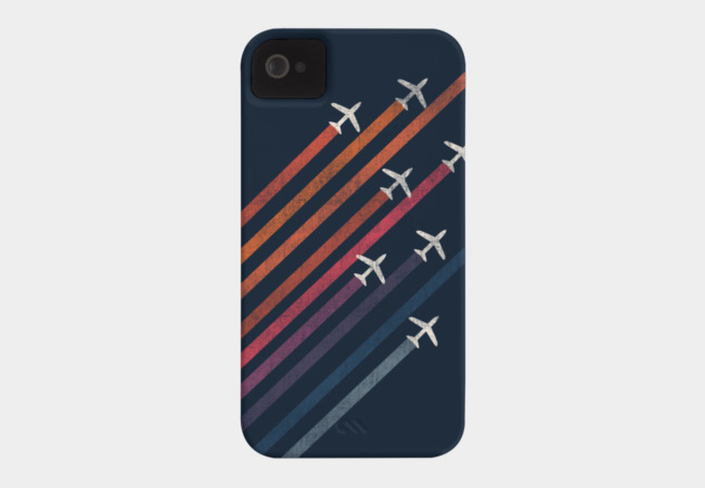 Aerial Acrobat Phone Case - Design By Humans