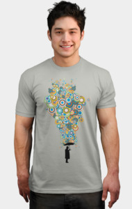 Concentric Downpour T-Shirt