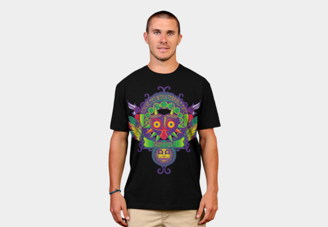 Majora Nouveau T-Shirt - Design By Humans