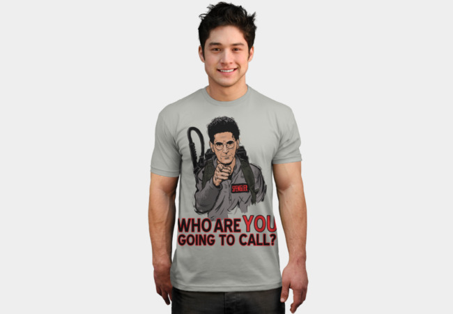 Uncle Spengler T-Shirt - Design By Humans
