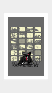 PPP (perversion of paranoid populace) Art Prints