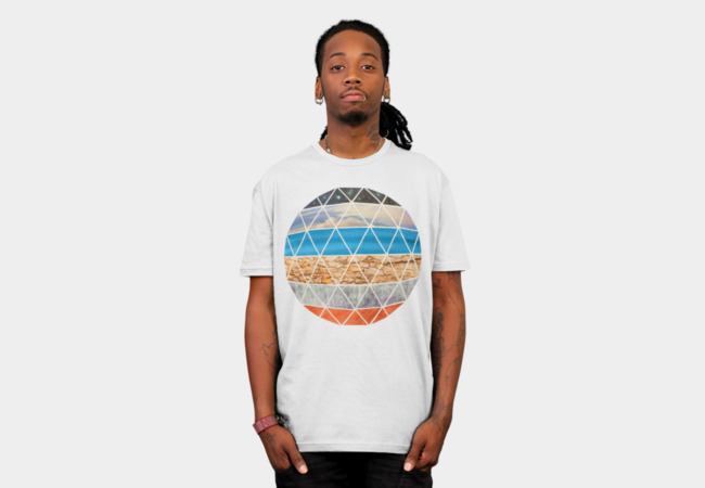 Elemental Geodesic T-Shirt - Design By Humans