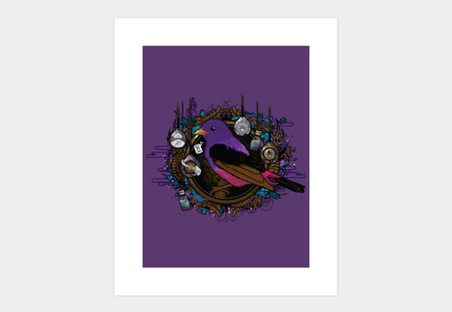 Go To Sleep Citizen Art Print - Design By Humans