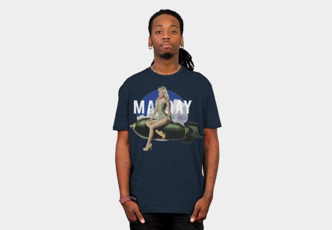 Mayday! T-Shirt - Design By Humans