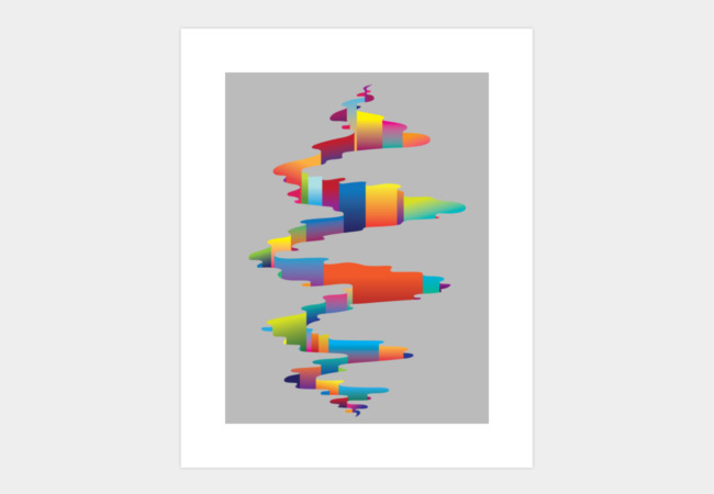 After the Earthquake Art Print - Design By Humans
