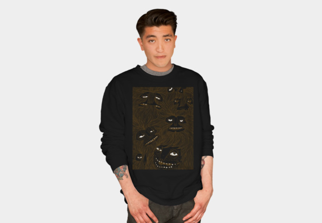 Hairwolves Sweatshirt - Design By Humans
