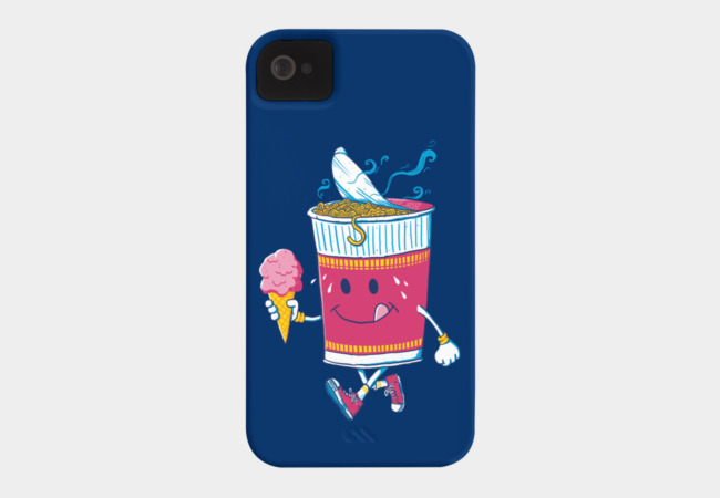 Instant Refreshment Phone Case - Design By Humans