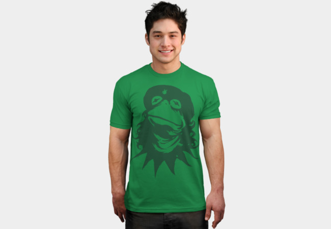 Viva La Frog T-Shirt - Design By Humans