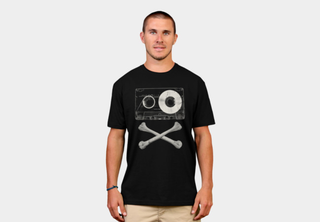 Pirate Music T-Shirt - Design By Humans