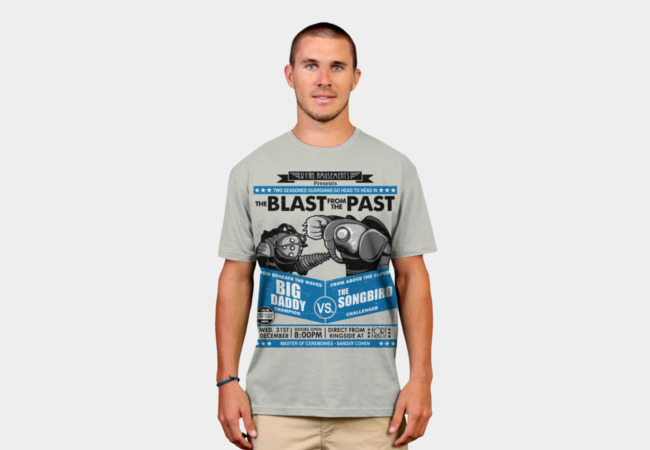 The Blast from the Past T-Shirt - Design By Humans