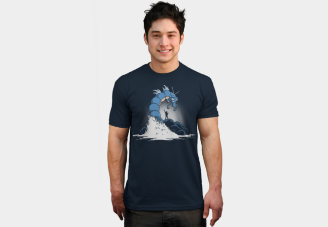 Free Gyarados T-Shirt - Design By Humans