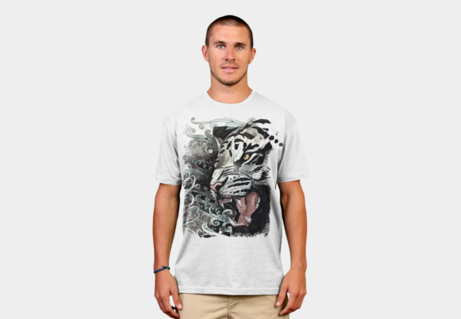 le tigre T-Shirt - Design By Humans