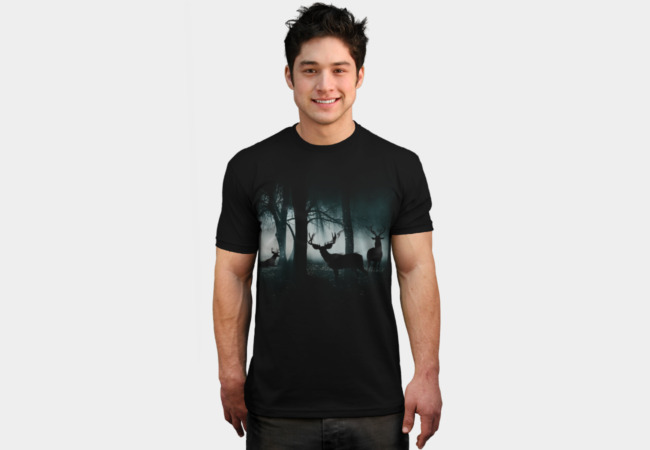 Guardians of the Forest T-Shirt - Design By Humans