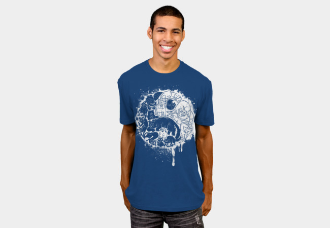 Pet Taoism T-Shirt - Design By Humans