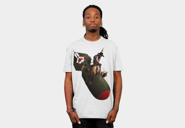 Slim Pickens T-Shirt - Design By Humans