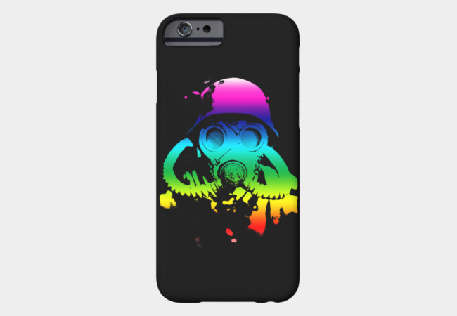 Clean World Phone Case - Design By Humans