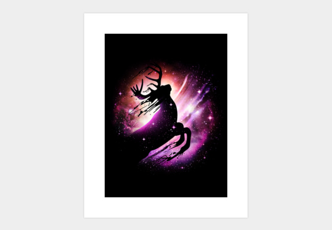 Black Hole Escape Art Print - Design By Humans