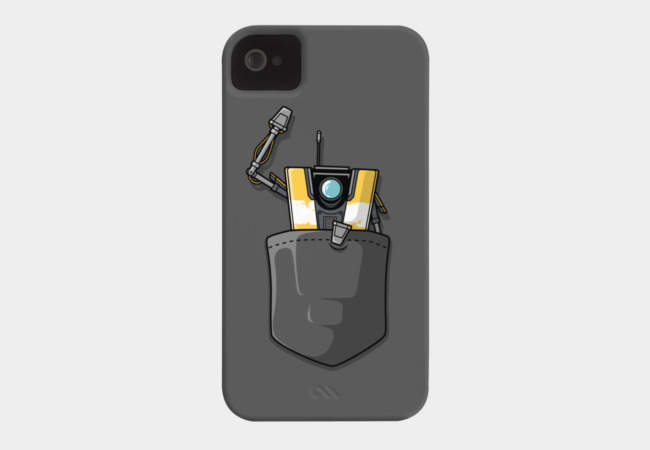 P0ck37 Phone Case - Design By Humans