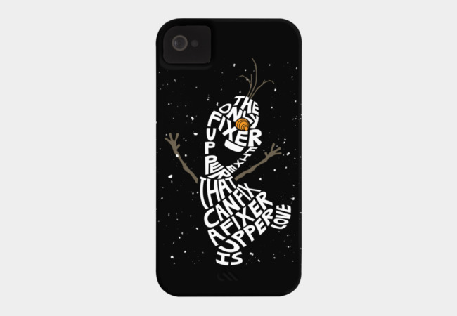 Fixer Upper Phone Case - Design By Humans