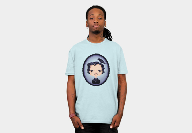 Poe & Crow T-Shirt - Design By Humans