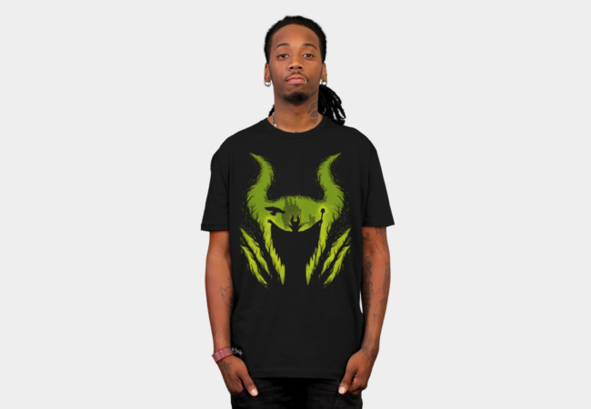 The Evil Fairy T-Shirt - Design By Humans