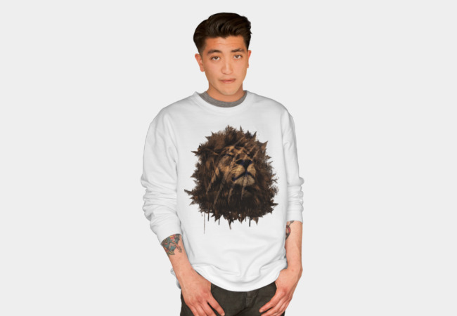 King of the Jungle Sweatshirt - Design By Humans