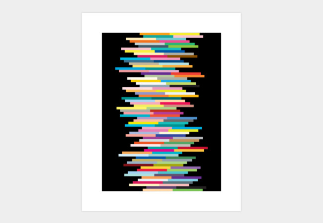Vertical Art Print - Design By Humans
