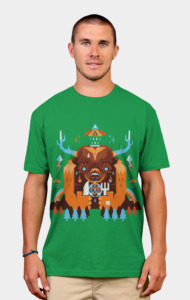 Giant Spirit is Hungry T-Shirt