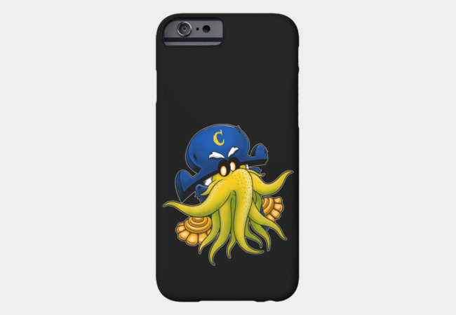 Cap'n Cthulhu Phone Case - Design By Humans
