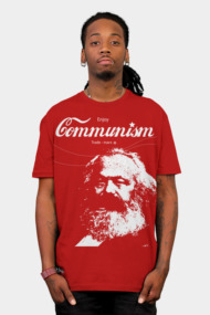 Enjoy Communism - Marx