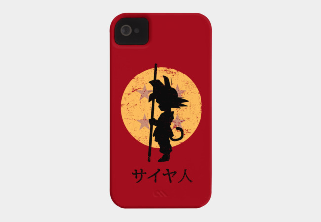 Looking for the Dragon Balls Phone Case - Design By Humans