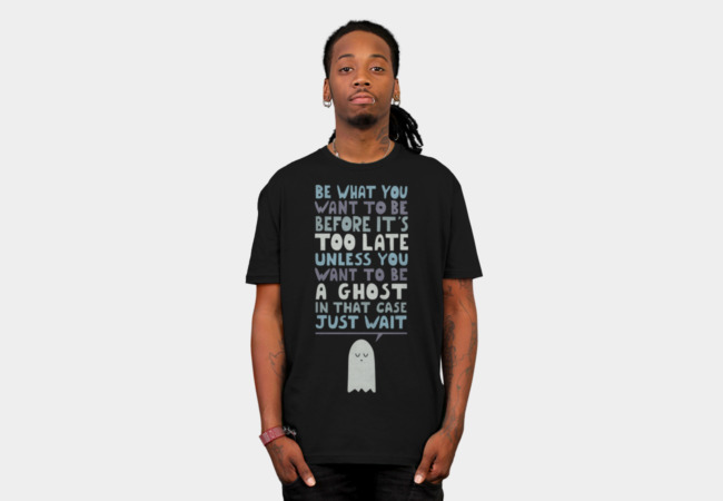 Motivational Speaker T-Shirt - Design By Humans